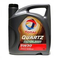 Total Quartz Future 9000 NFC 5W-30 4л