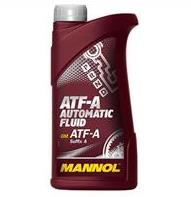MANNOL ATF-A Automatic Fluid